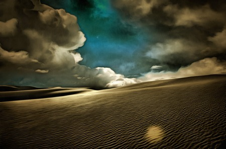 Sand dune Imagens - 75468533
