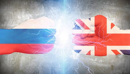 UK vs Russia
