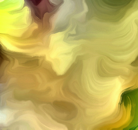 Swirling Pastel Colors Abstract. 3D rendering. Stock fotó - 94190193