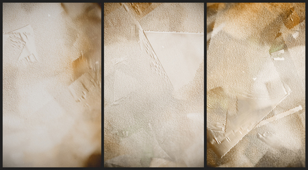 Sepia color abstract painted background