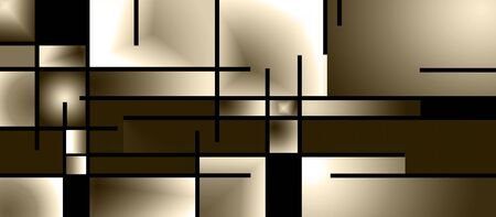 Geometric abstract. Artwork for creative graphic design