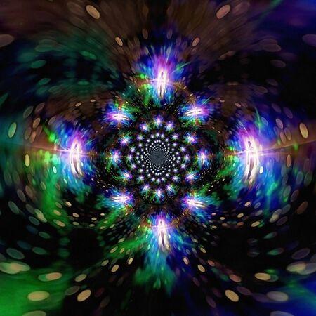 Shining Spirit in Endless Dimensions
