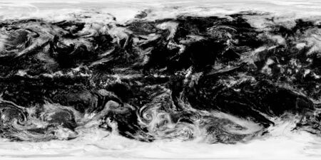 Clouds of planet Earth. Overcast Stock Photo