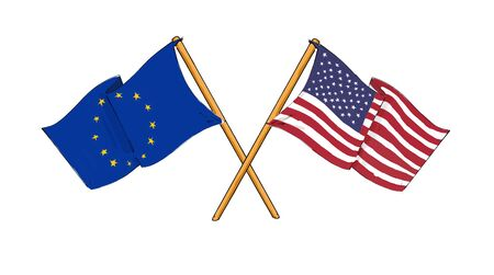 covenant: America and Europe alliance and friendship