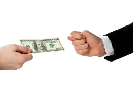 bribery Stock Photo - 15163250