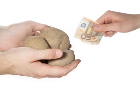 money matters: common market Stock Photo