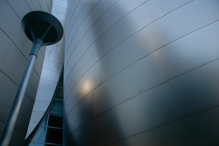 Frank Gehry Designed Building