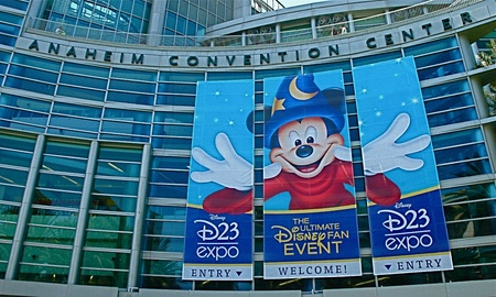 Trade Show at Anaheim Convention Center