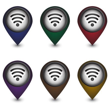 set of wifi pointer
