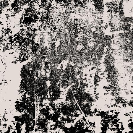Grunge Textur Not. Der Vektor schwarze Vorlage Hintergrund Vektorgrafik