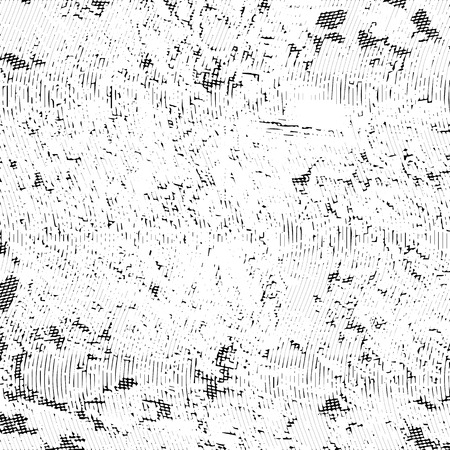 Background for decoration. Damaged grunge texture on a white background.Abstract design 矢量图像