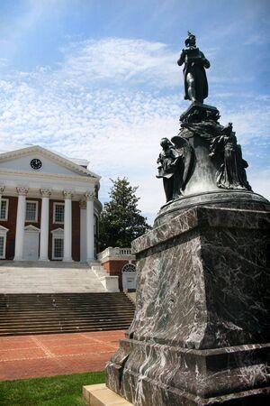 Thomas Jefferson at University of Virginia