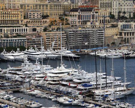 View of Monte Carlo from Monaco Reklamní fotografie