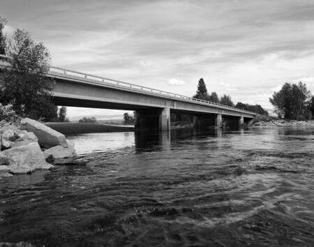 bridges over big rivers