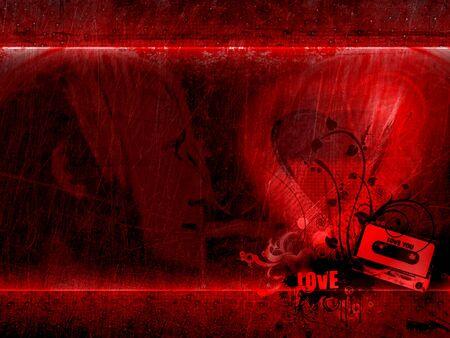 spunk: Love Postcard