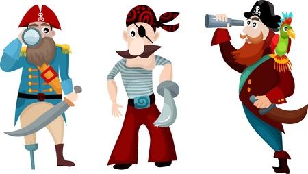 sombrero pirata: pirata conjunto