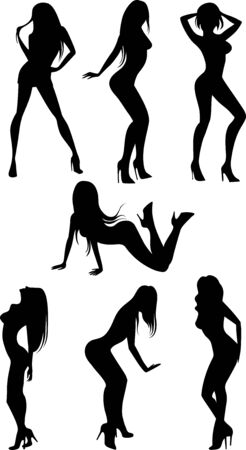 silhouette Illustration