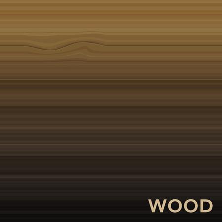 beautiful dark brown wood texture old board Vettoriali