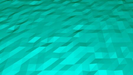 low poly background, Abstract geometric, triangles poly, texture blue