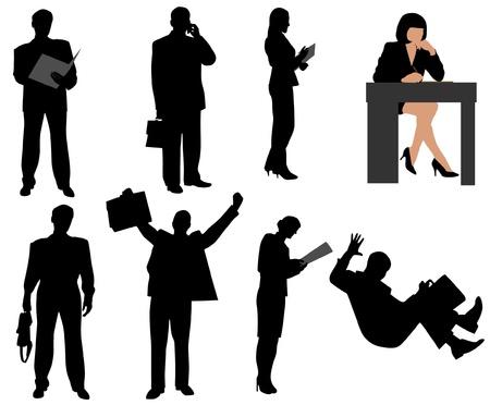 Business persons Фото со стока - 9549247
