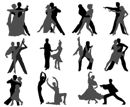 latin dancing: dance