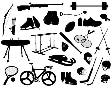 sport subject Stock Vector - 15046935