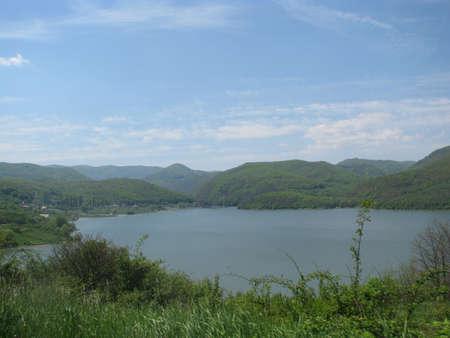 small lake photo