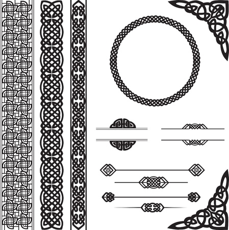 decorative vector elements for design