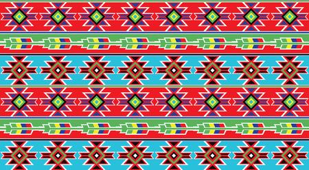 Nahtloser Hintergrund mit geometrischem Muster Standard-Bild - 84633009