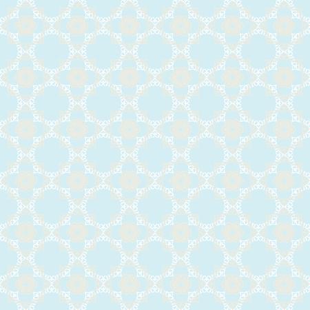 Seamless pattern in oriental style. Ilustração