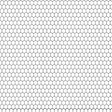 Black lace mesh for design. Seamless pattern.