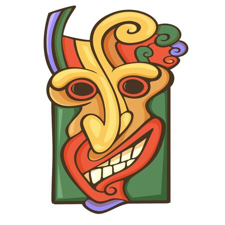 Tiki idol icon