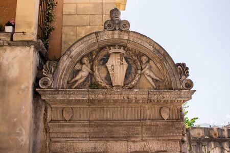 Fontana del Vecchio, Sulmona, Abruzzo Imagens