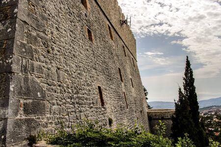 View of the Monforte Castle, Campobasso