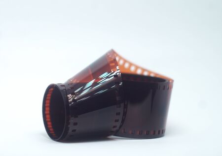 Isolated Film 35Mm analog foto