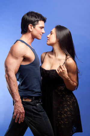 lust: couple in lust