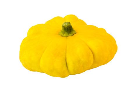 squash vegetable: Squash vegetable isolated on white background Stock Photo