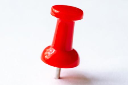 red pin in a board macro