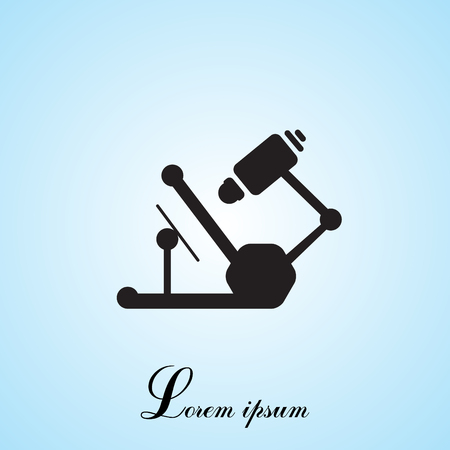 stinks: microscope icon