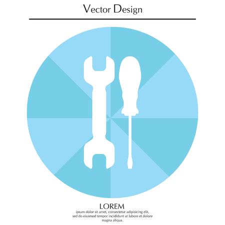 Simple Tools or Repair Icon