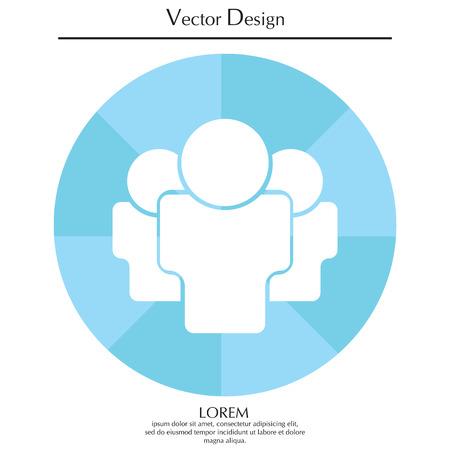 fraternidad: Foro creativa Icono Vectores