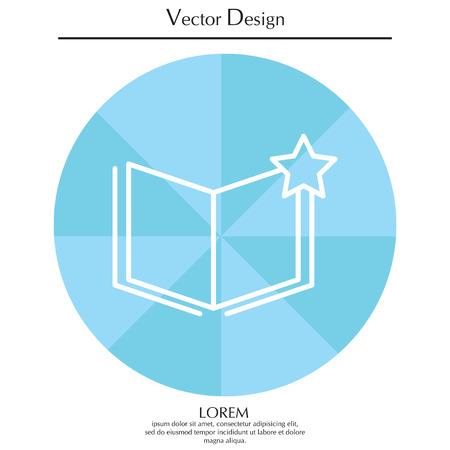 estimation: Vector Favorite Document Icon