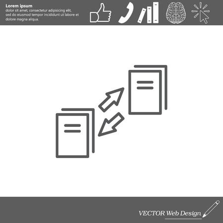 data synchronization: data synchronization icon
