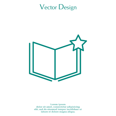 addition: Vector Favorite Document Icon