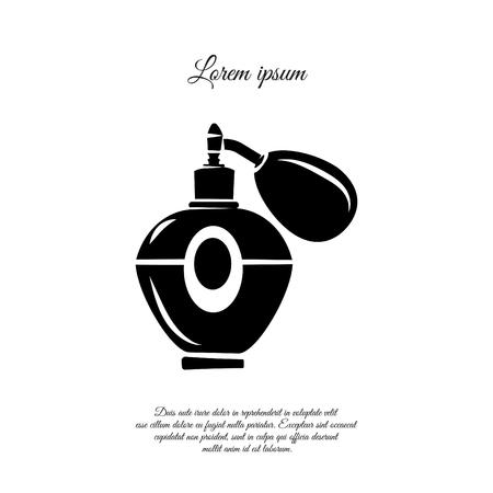 Perfume icon design