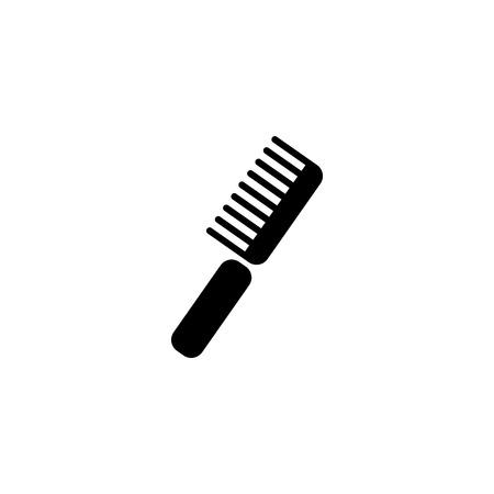 Web line icon, comb. Stock Illustratie