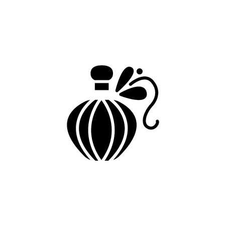 Web line icon, perfume.