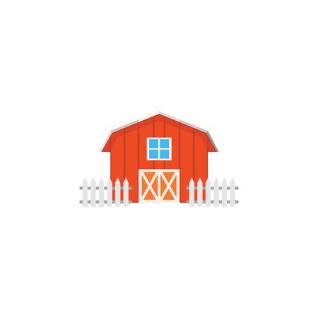 Color image barn.