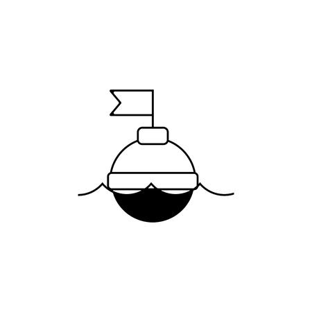 Buoy icon.