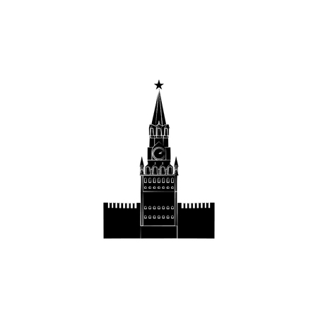 World Attractions. Moscow Kremlin.